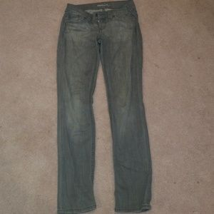 Grey Mavi Jean's size 27